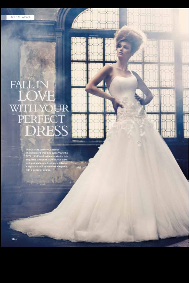 F Magazine July 2014 - The Circe Couture Gown