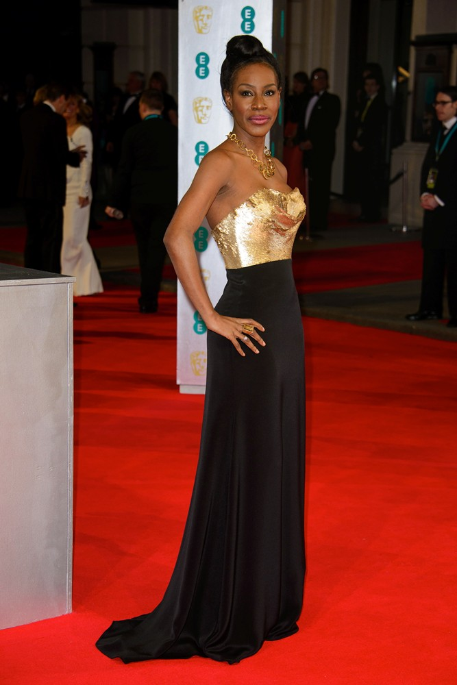 The BAFTA Awards 2014 - Writer and Director Amma Asante