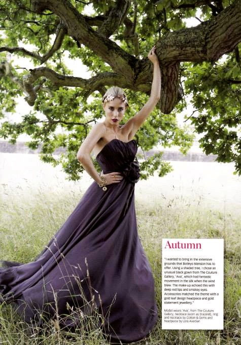 Surrey Brides 2014 - The Ava Gown