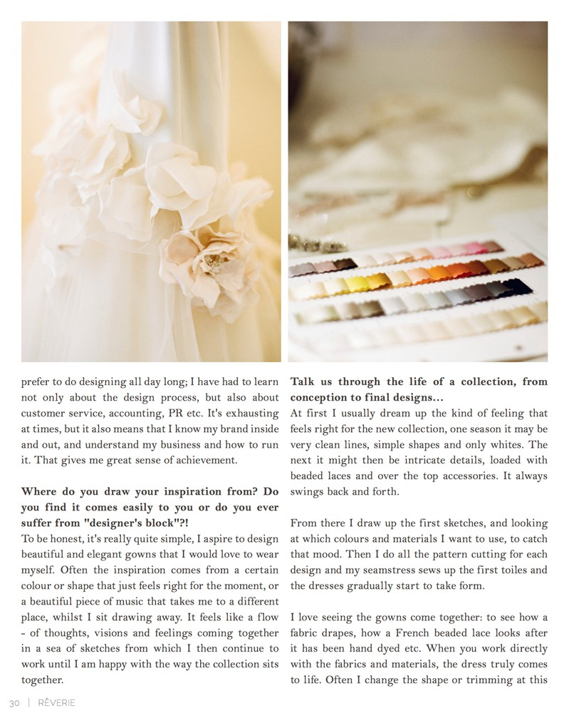 Reverie Magazine July 2012 - 3/6