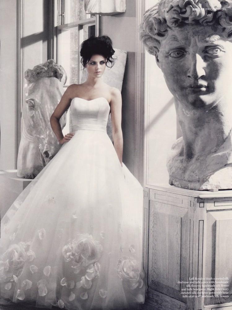 Brides July/August 2012 - Juliet