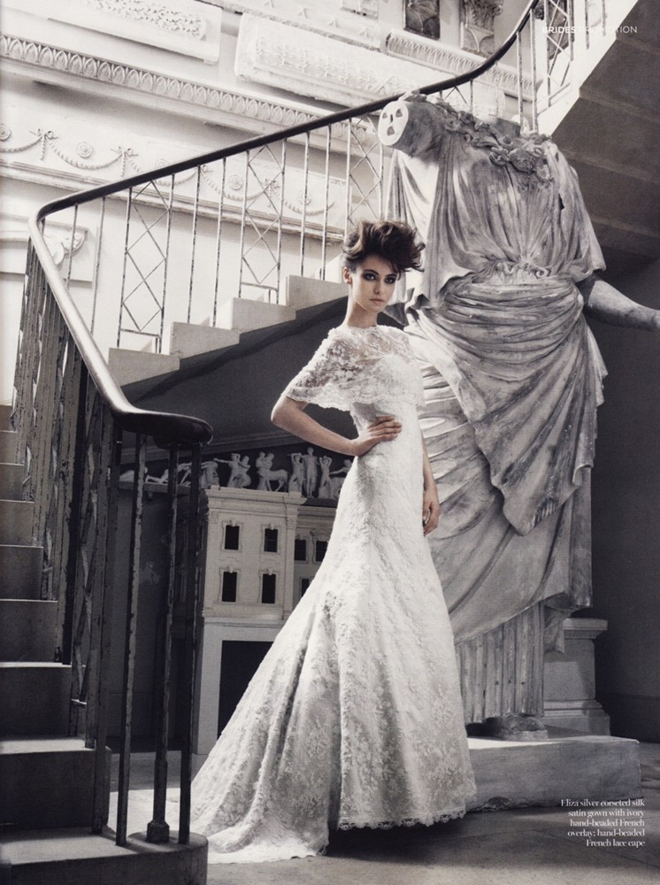 Brides July/August 2012 - Eliza