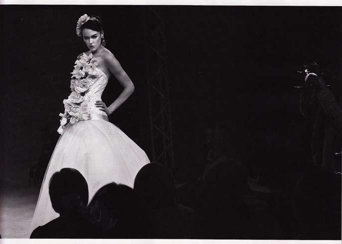 You & Your Wedding Jan/Feb 2010 - Designer Wedding Show - Finale Gown