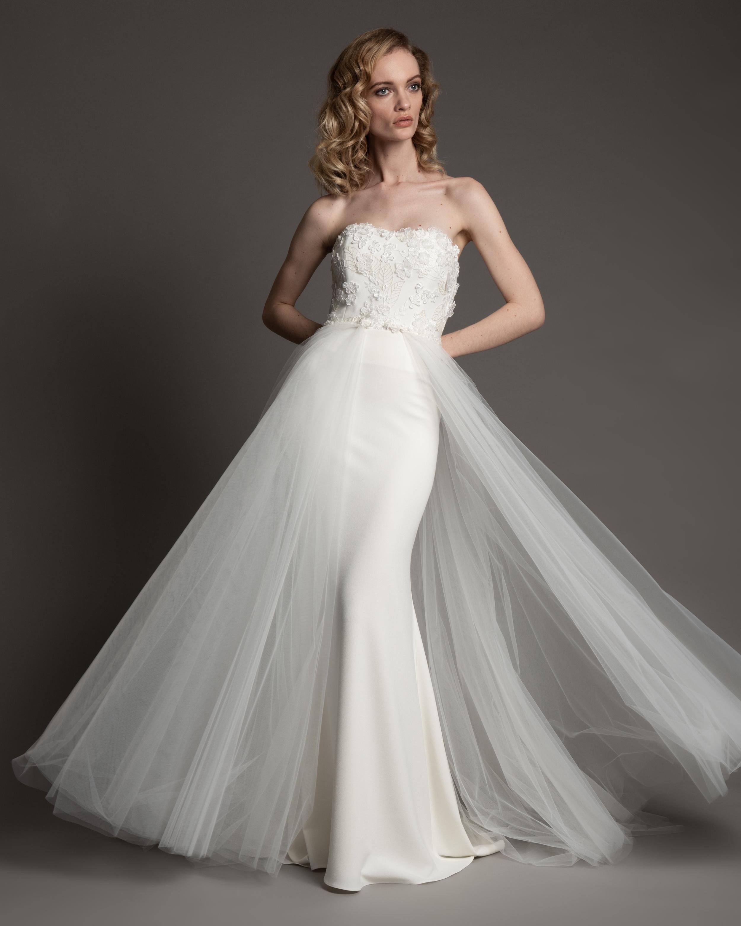 Elle & Annabel Wedding Dress and Tulle Skirt