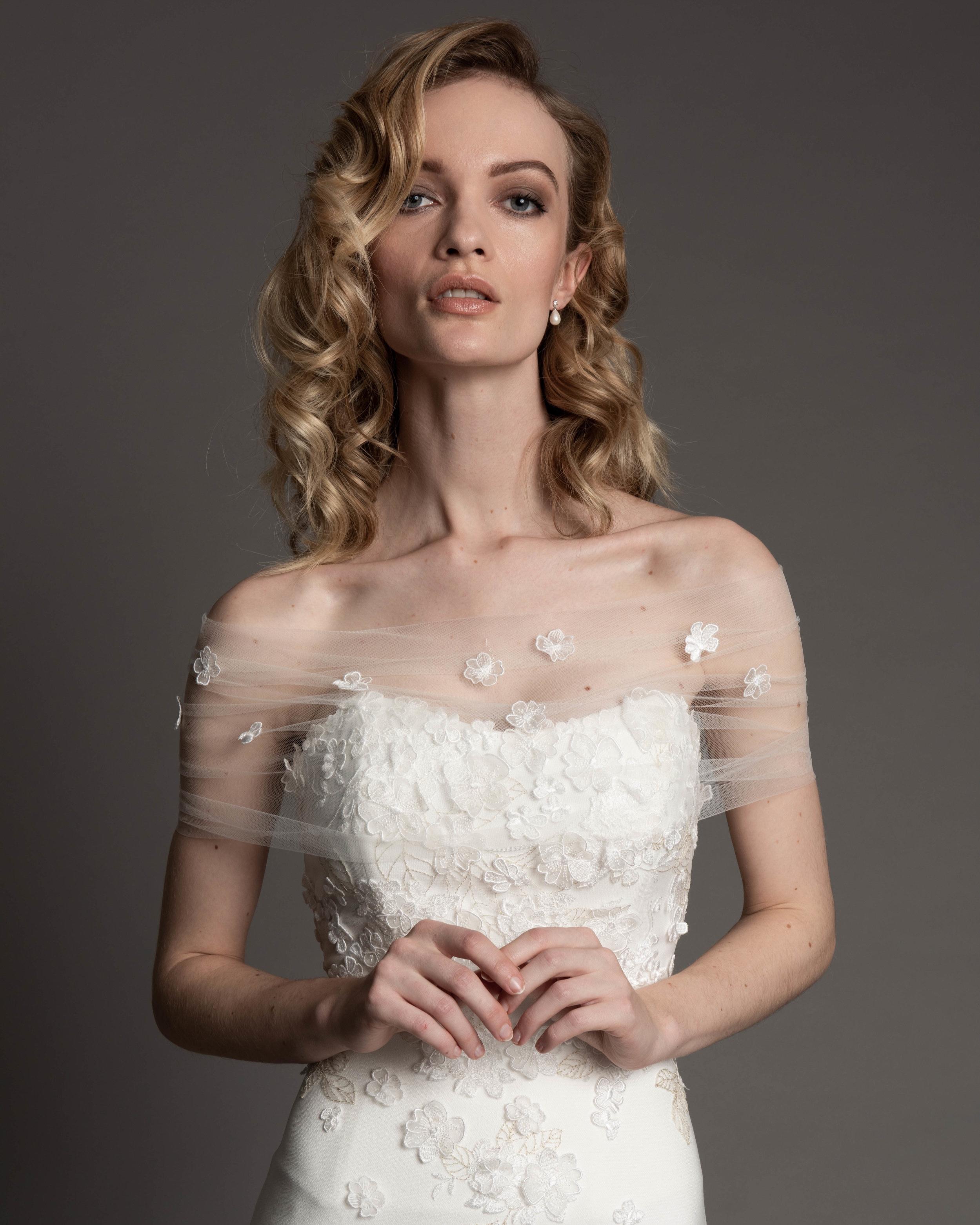 Evalina dress and cover