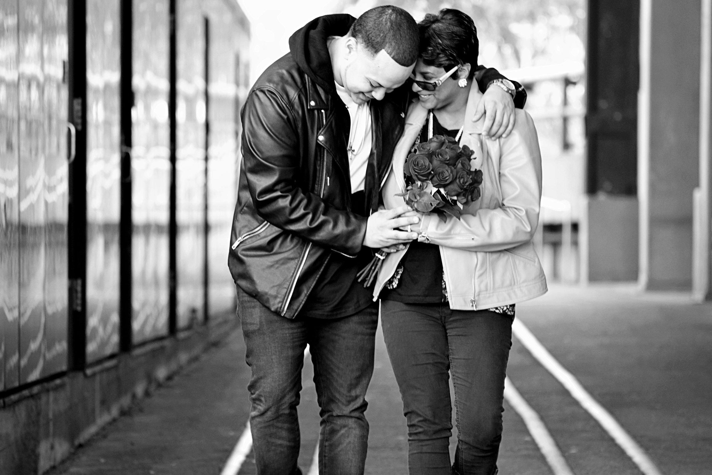 Love on the Highline