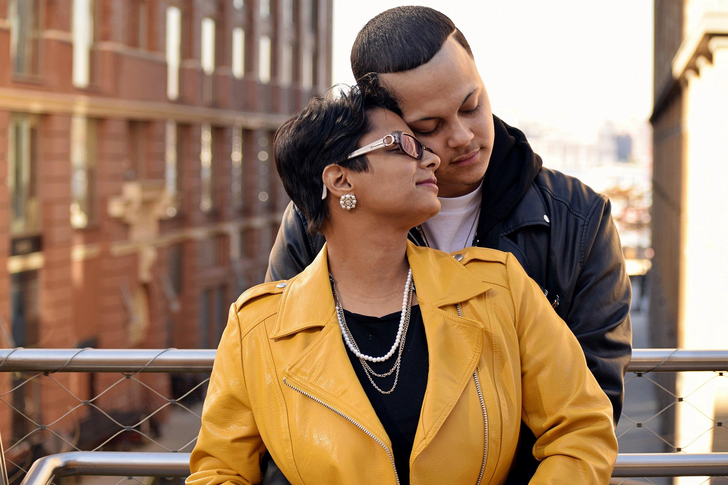 Love on the Highline (Brandon and Jannette)