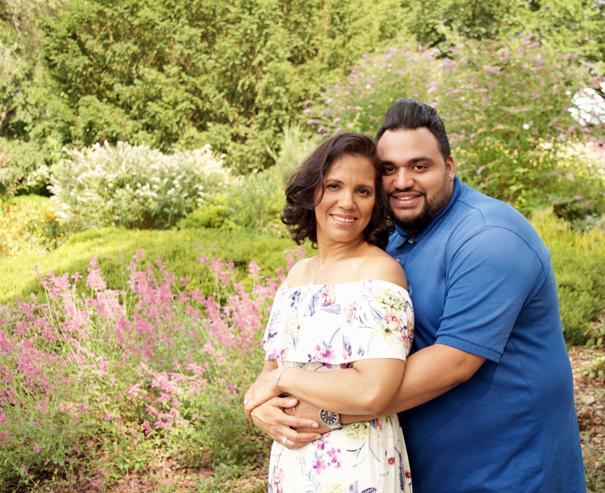 Parents Couple Family portraits Cloisters NYC CT Photographer