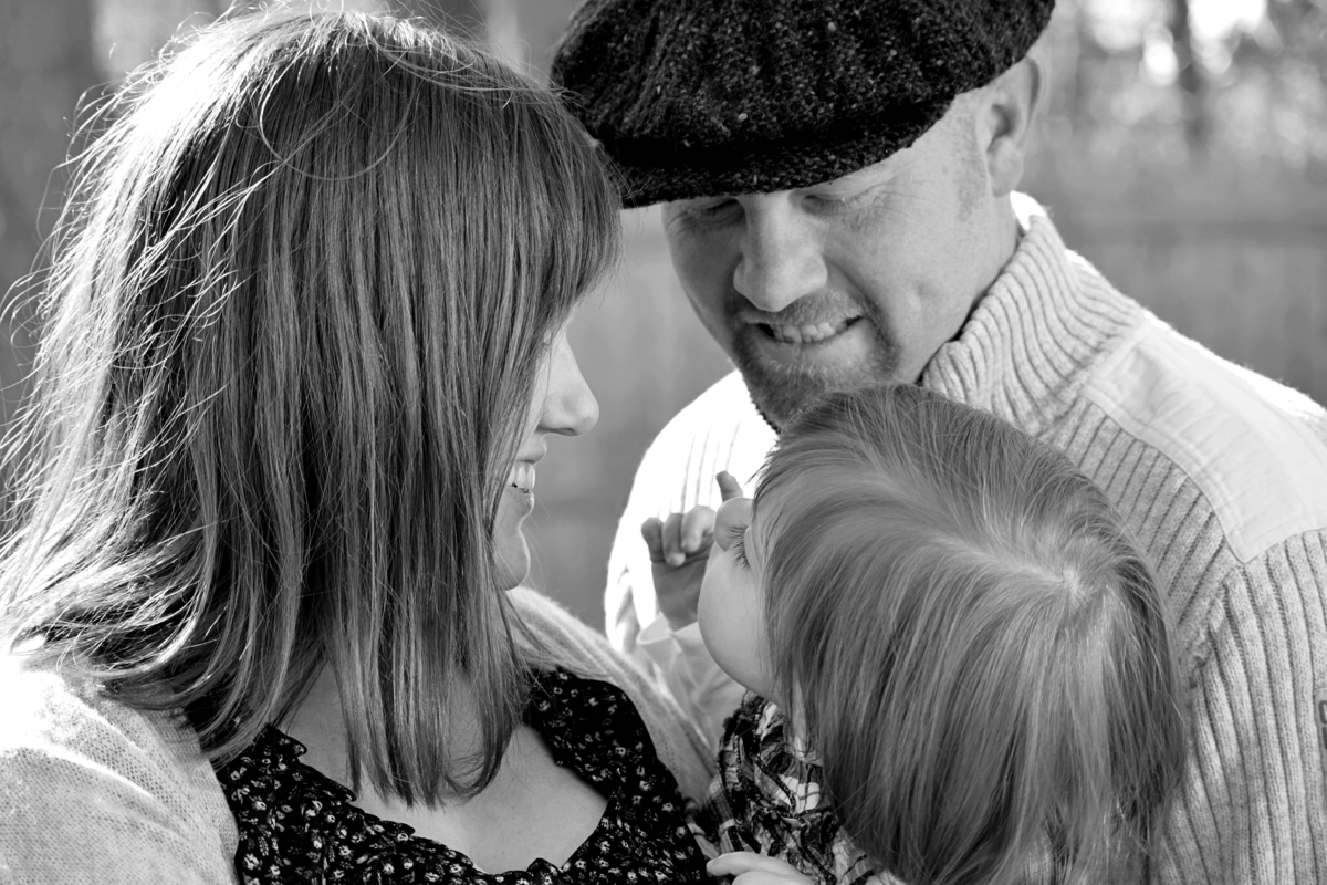 New York and Connecticut Lifestyle Black and White Family Photography
