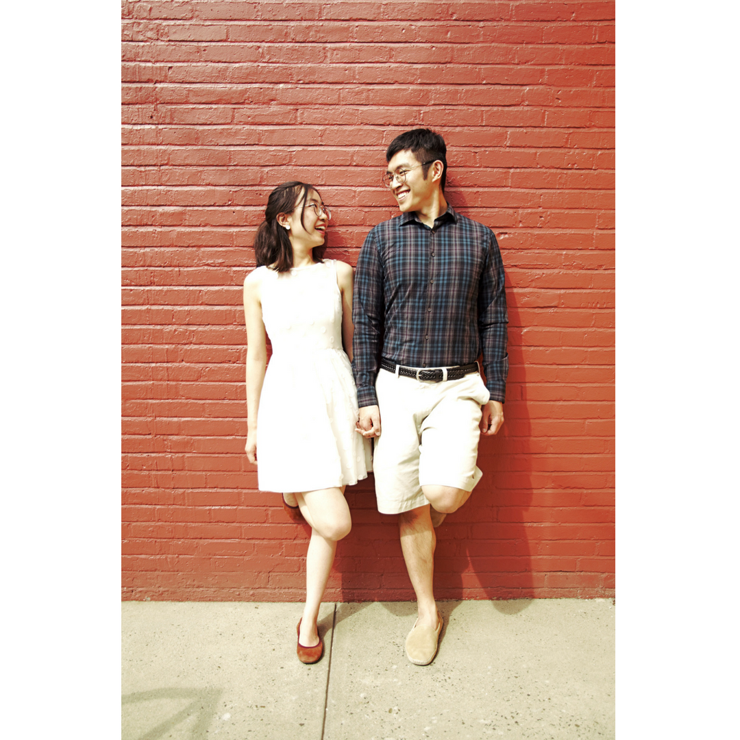 Yale, New Haven Engagement Photography Session
