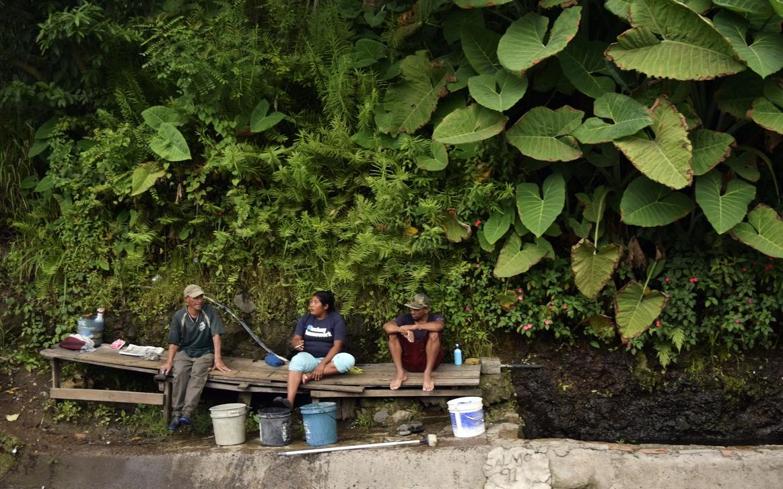 Lifestyle portrait, Honduras
