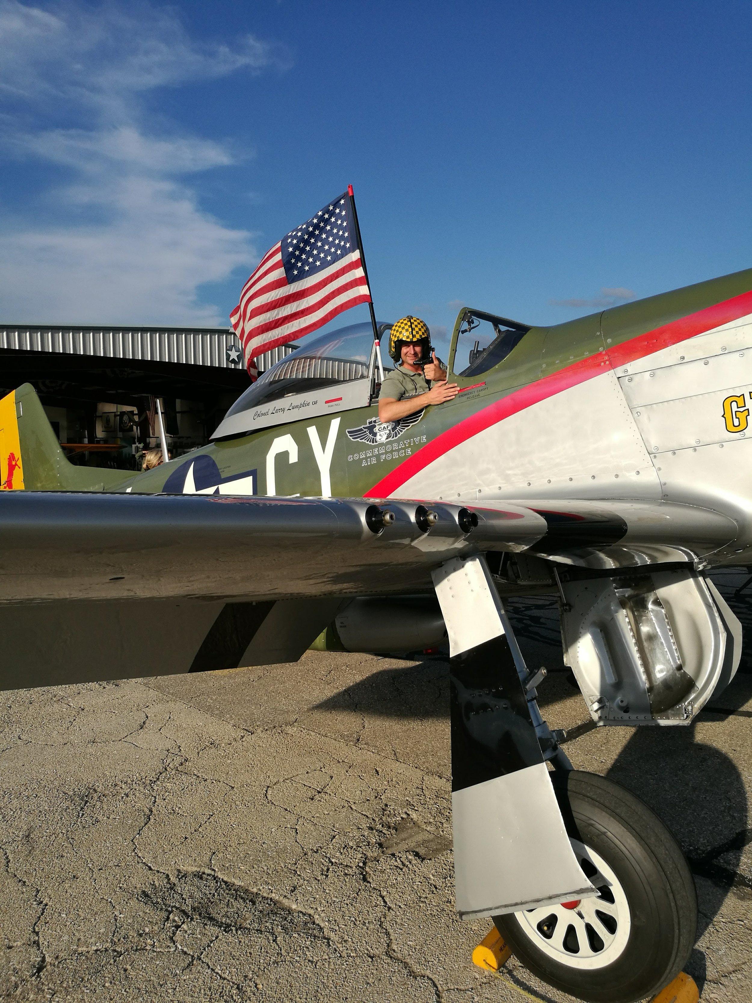 Wouter Blok - P-51 Mustang
