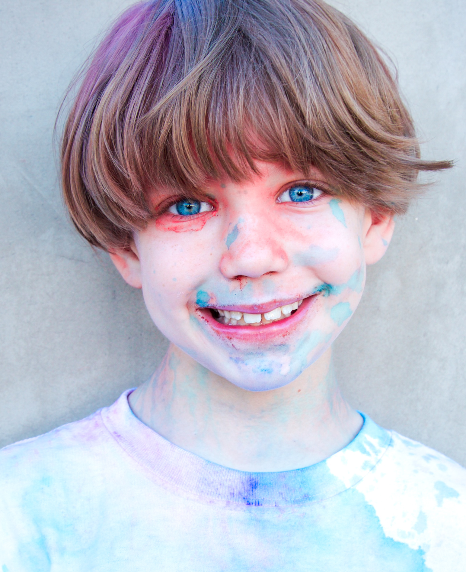 henry 4/52 color run aftermath