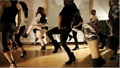exercise in heels