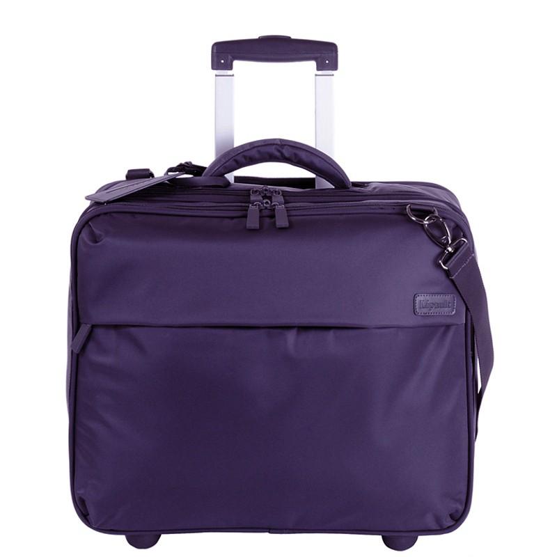 Lipault slip-over briefcase