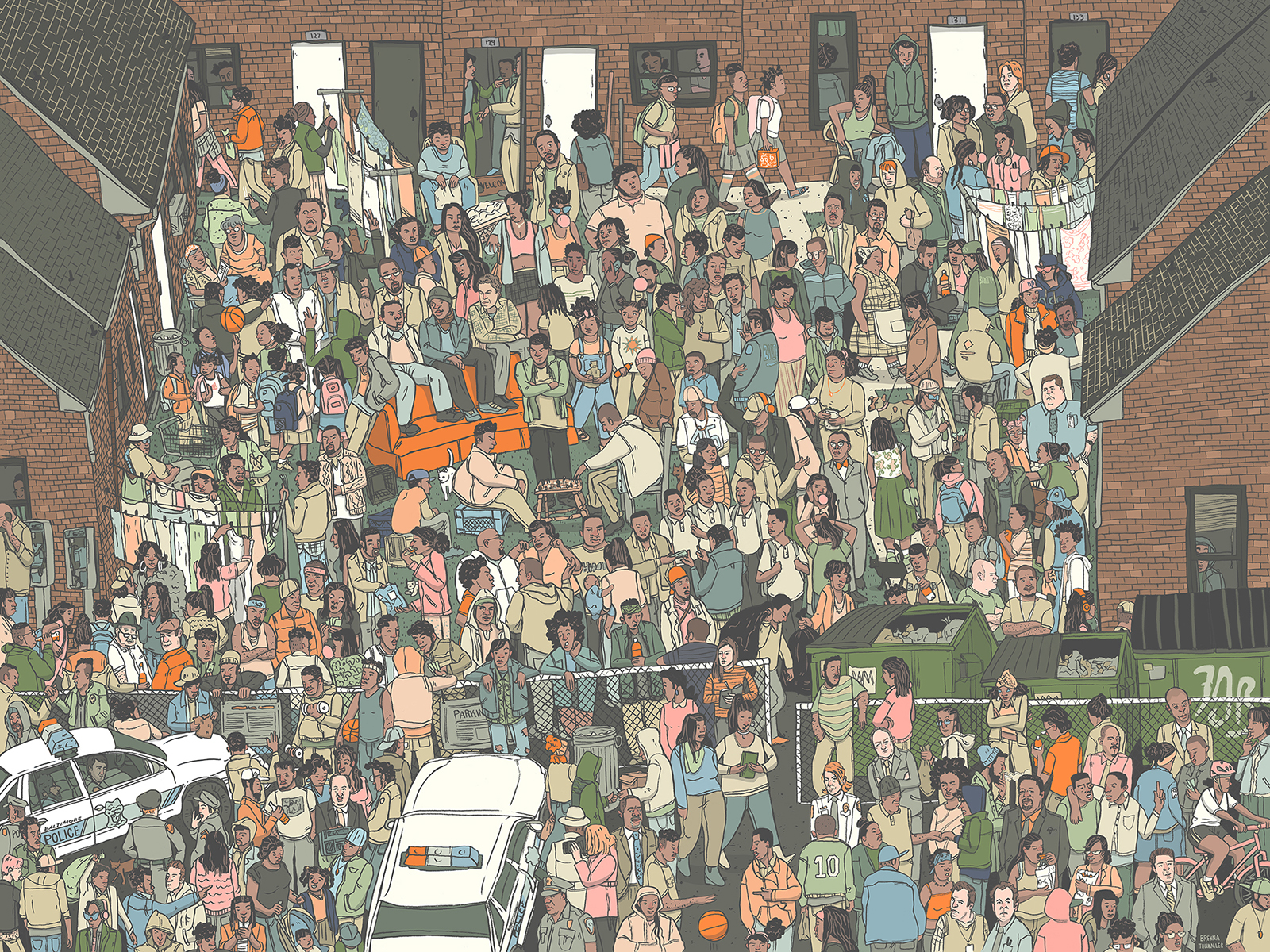 Where's Wallace