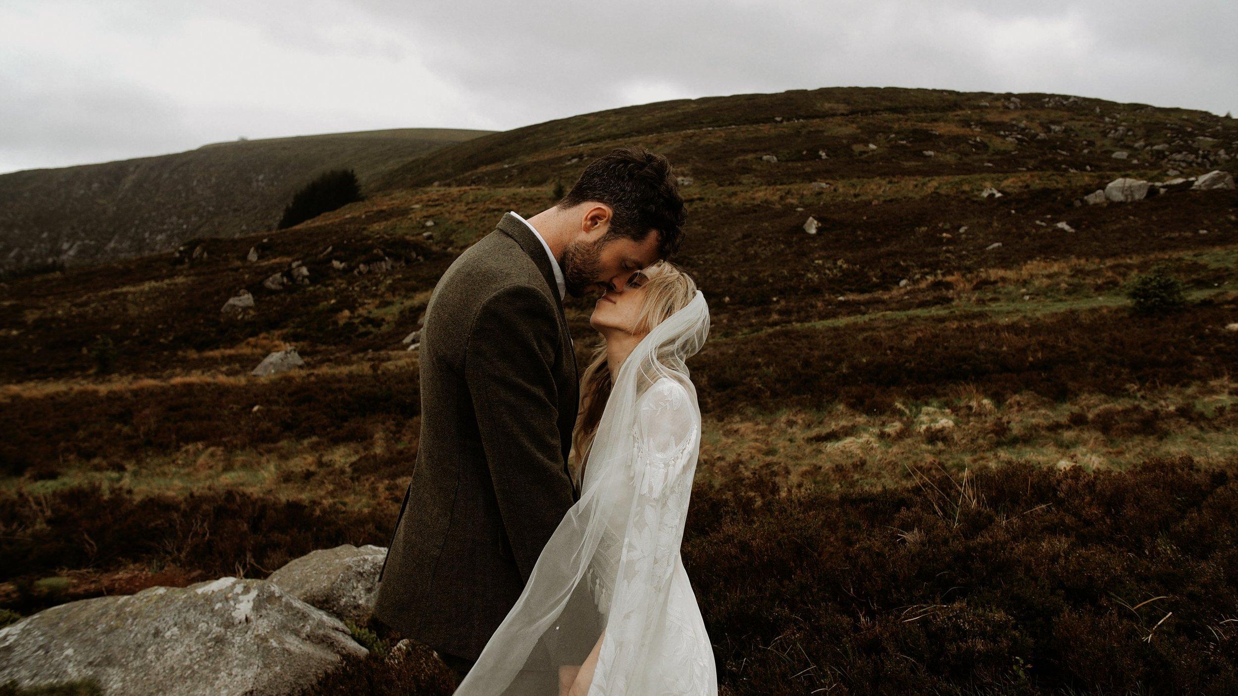 A Dreamy Intimate Ireland Garden Wedding at Burtown House and Gardens in Athy, Co. Kildare, Ireland KellyPosterFrame 00.jpg