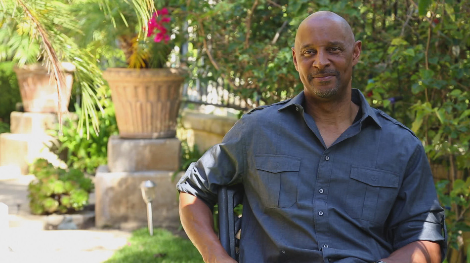 Green Bay Packers and Pro Football Hall of Famer, James Lofton (October 2012)
