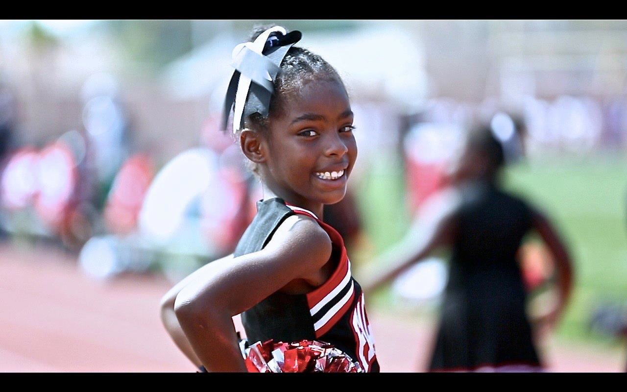 Southern California Falcons Youth Cheer Program - Southern California Falcons Homecoming (September 2012)