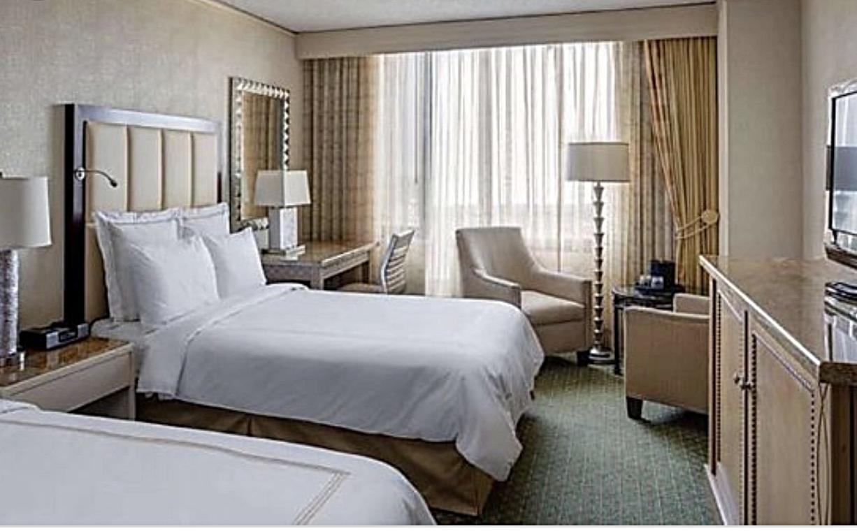 JW Marriott Room View