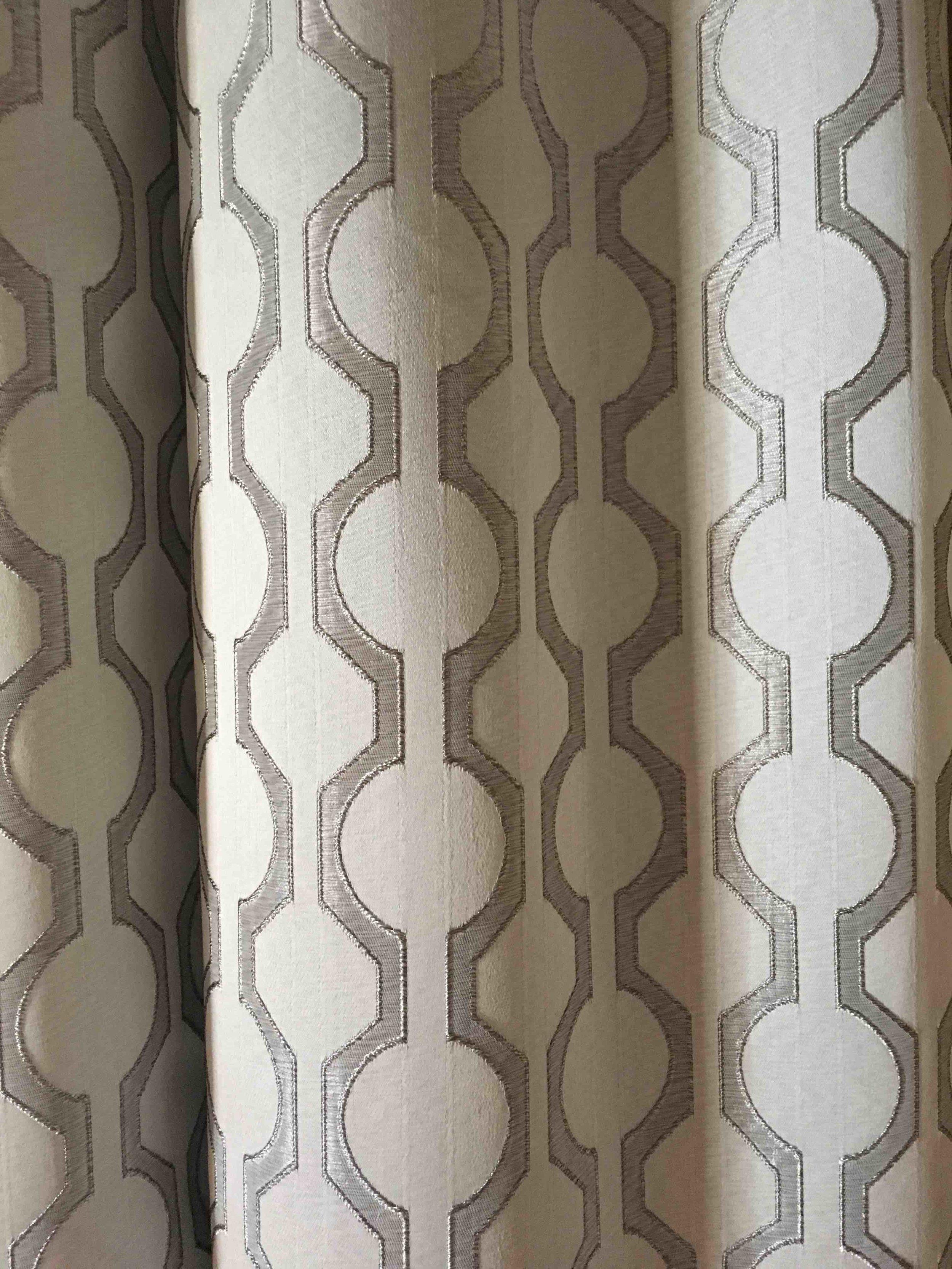 LP Patterned Curtains