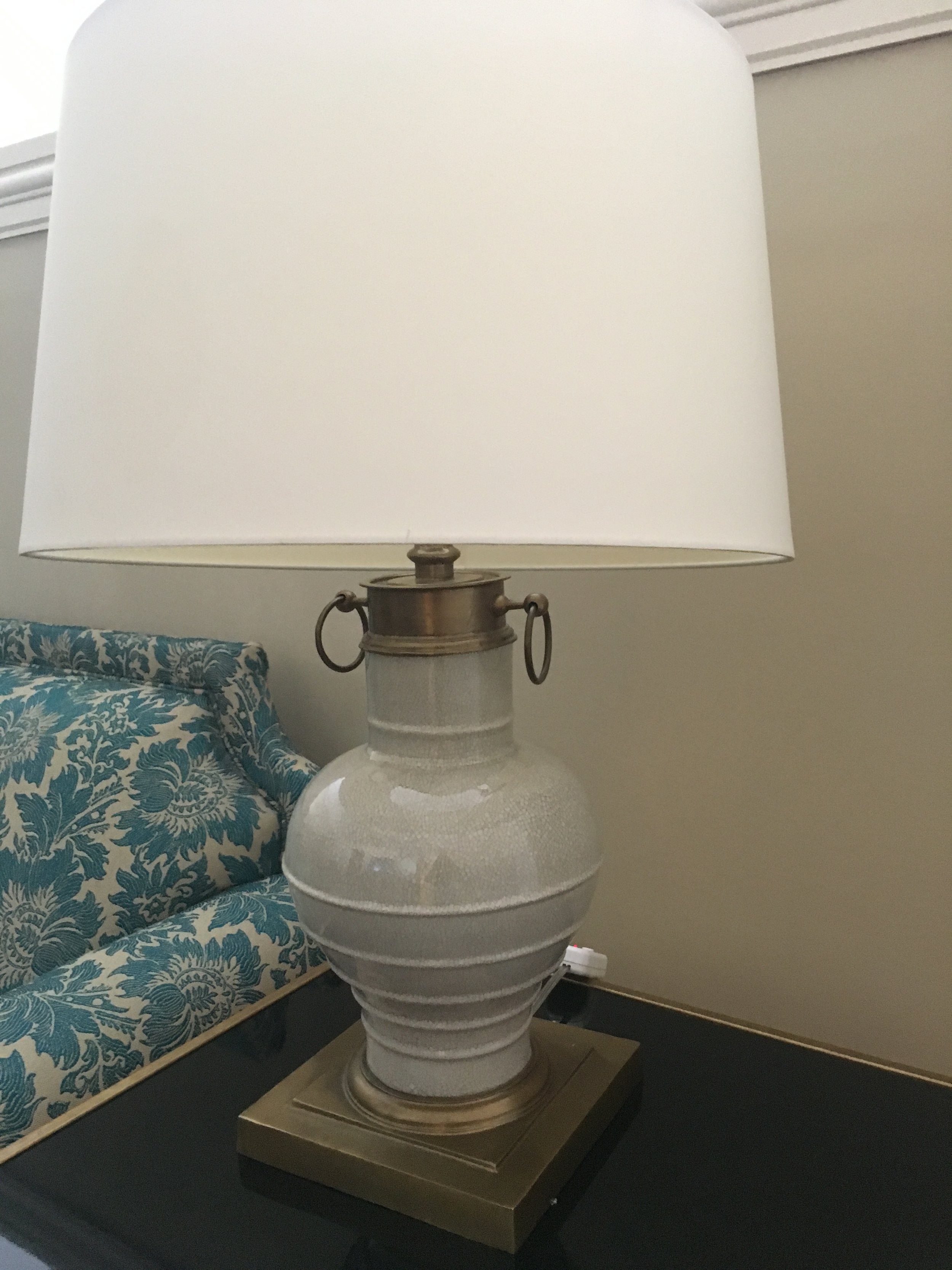 Currey & Co Table Lamp