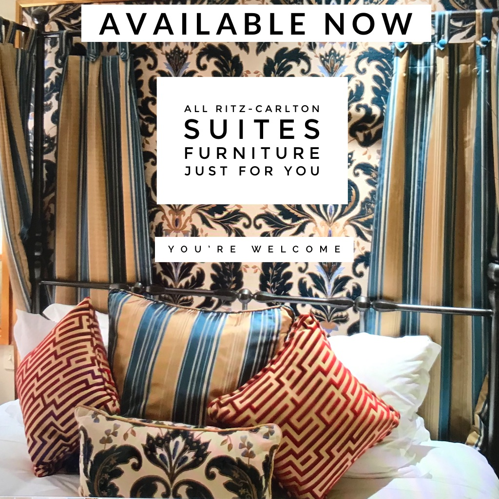 Merveilleux NEW ARRIVALS! PUTTINu0027 ON THE RITZ. RITZ CARLTON HOTEL SUITES JUST ARRIVED  IN STORE (June 2019)