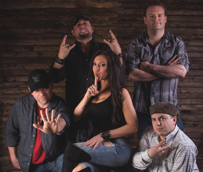 Members: Mikki May - Lead vocals; John Walsh - Guitars, vocals; Jim Walsh - Bass, vocals; Eric Feder - Drums, vocals; Sal Failla - Lead vocals