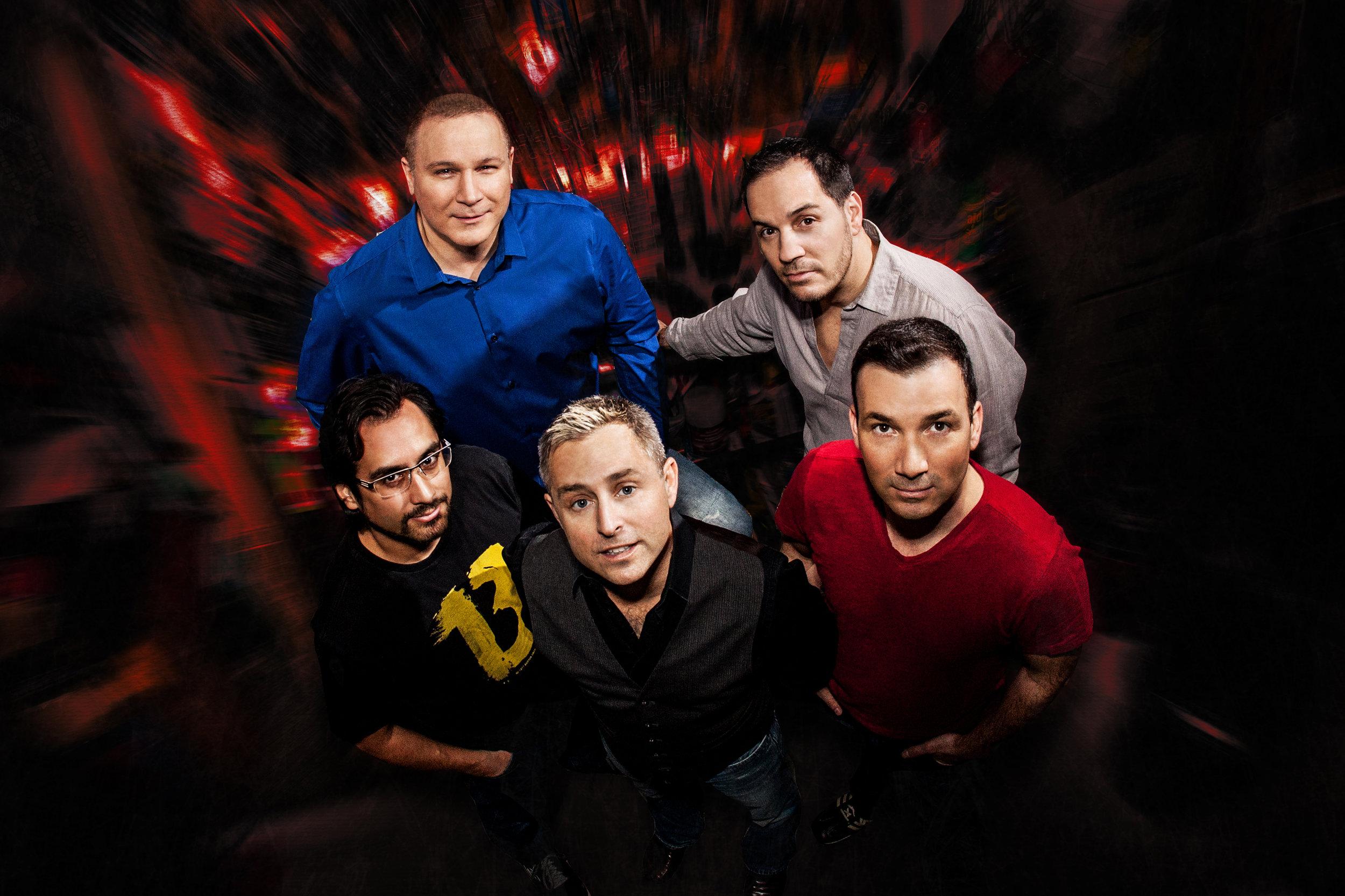 Chris Tibaldi -Drums;Jeff Herbst -Lead Vocals;Mike Maisano - Bass/Vocals;Chris Jusino - Guitar/Vocals;Robert Zanfardino - Keyboards