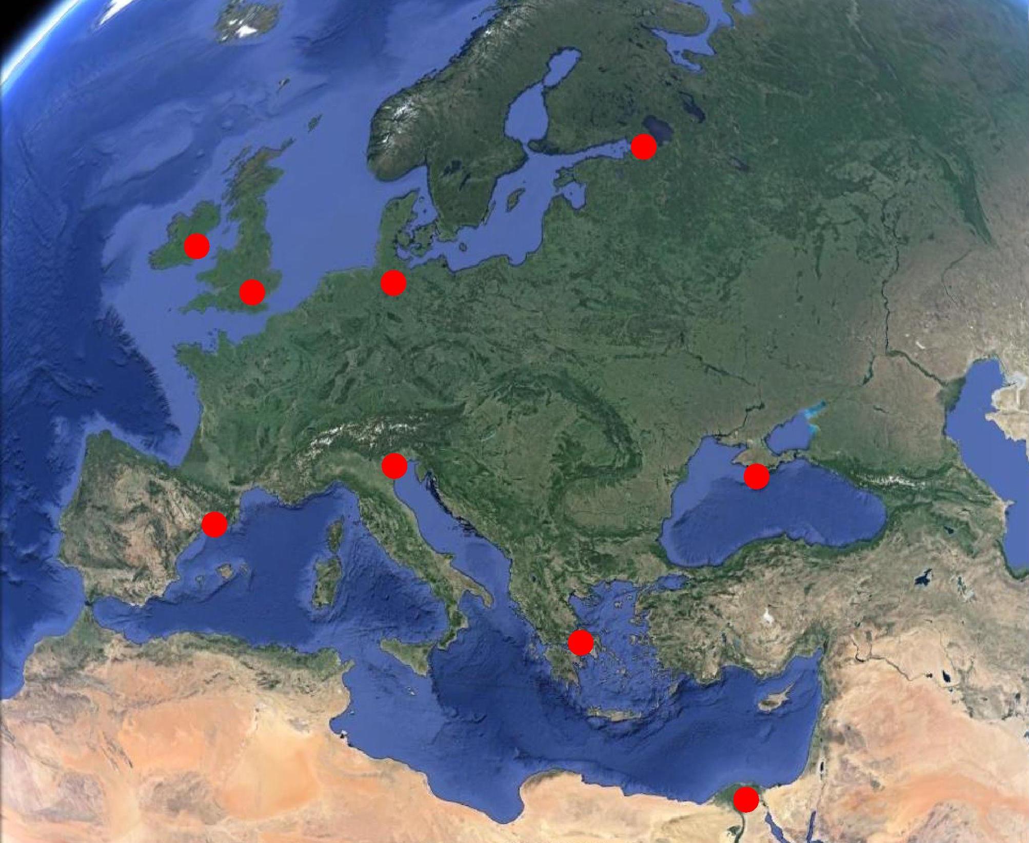 International Port Possibilities
