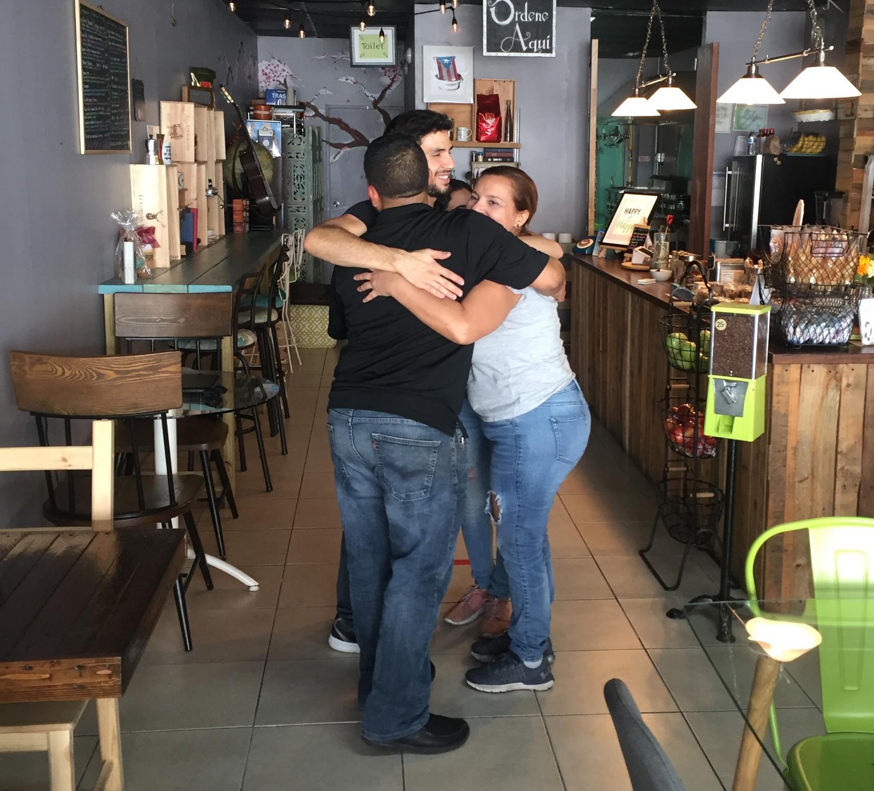 Programa Yo soy… Historias y un café - Coaching grupal trabajo en equipo