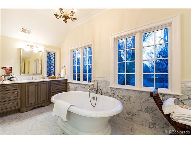Custom Master Bath - Denver, CO