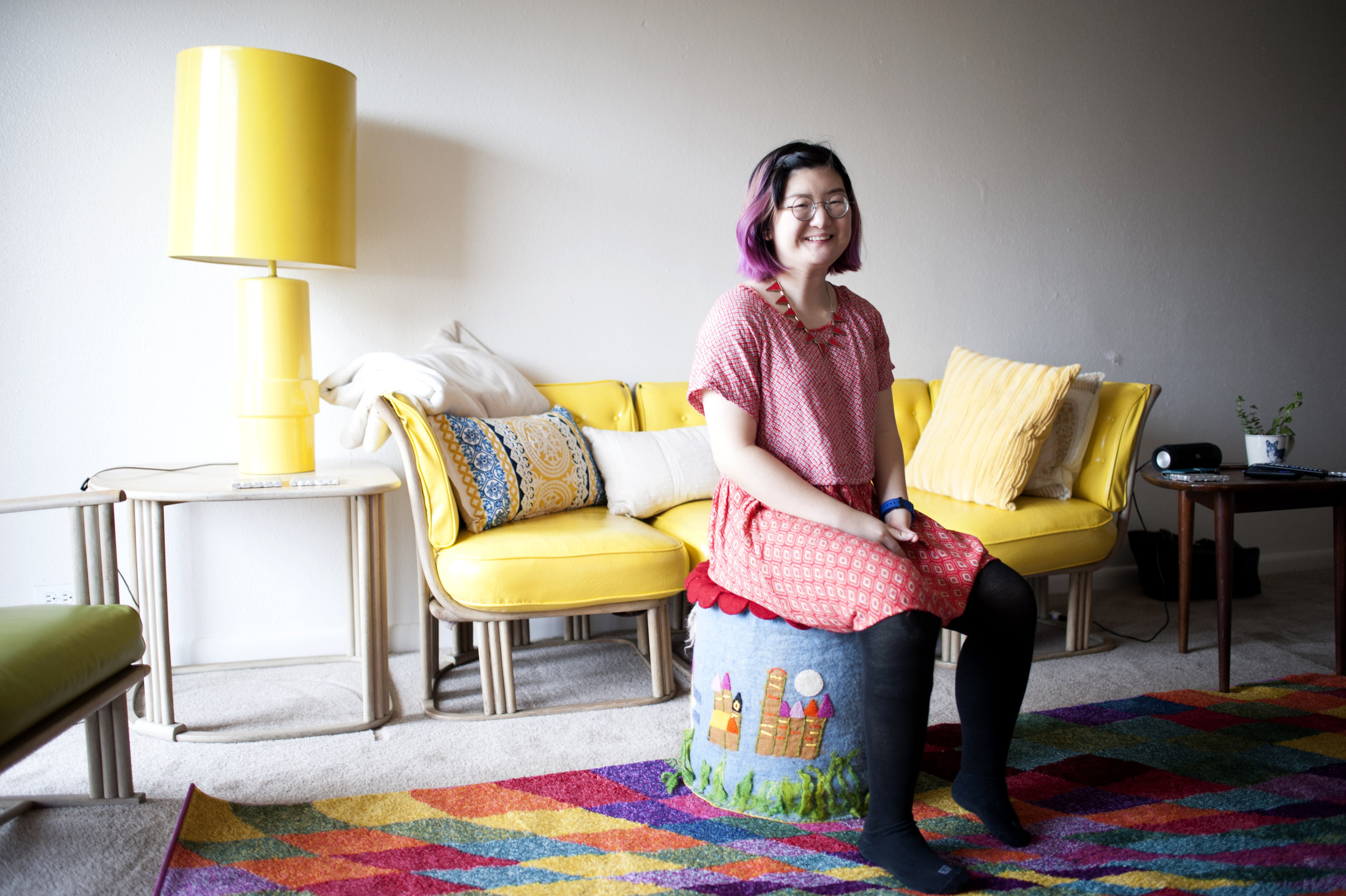LILY - Lily discusses discovering her identity, embracing her Asian culture, and meeting her biological parents.