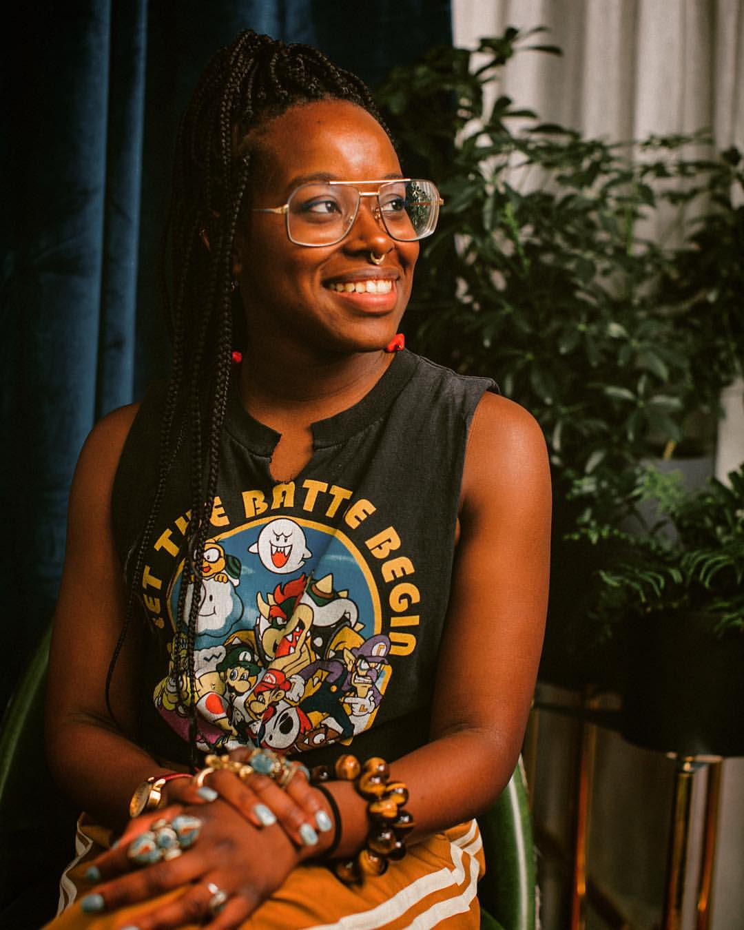 Ashtin Berry - Ashtin discusses making the hospitality industry a more equitable space through education and activism, her self-care routine, radical transparency, and more.