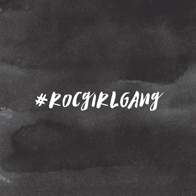 Wow! I'm totally blown away with the support in the past 12 HOURS👊🏻 So many of you have already reached out and there will be lots of ways to be involved. But now you can start tagging your work, fellow creatives/movers/shakers & anything else you think @rocgirlgang should know about! Use #rocgirlgang and let us know what you are hustling👍🏻 (at Rochester, New York)