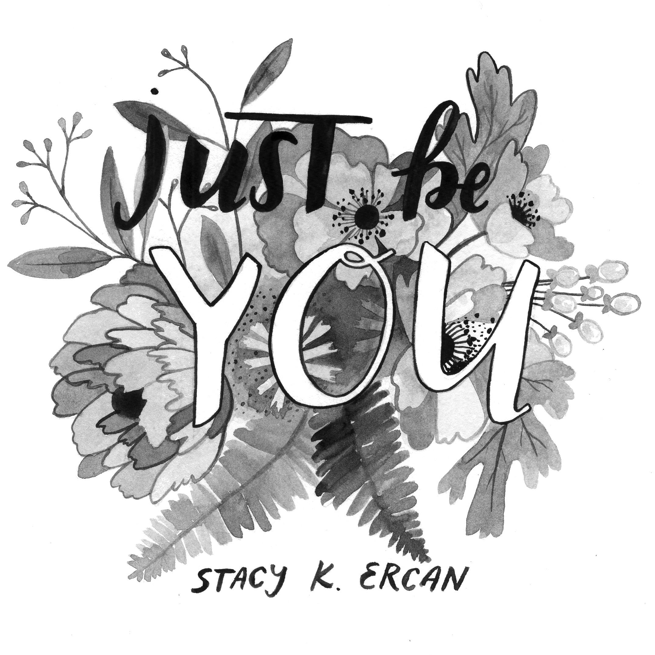 Lettering by   Kelly Place