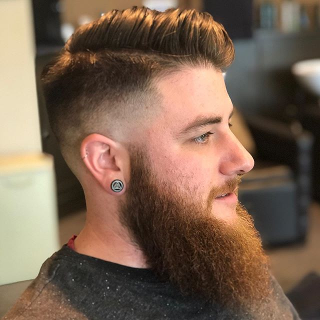 """Summer time cuts! Look for """"Harrison's Oakland"""" in your App Store to book your appointment online ASAP!  Styled with @baxterofca Clay Effects Spray and Clay Pomade . . . #harrisons4429 #barbering #barber #scissor #oakland #photoshoot #modernsalon #americansalon #behindthechair #camoin5  #california #razor #hairgoals #bayareahair #lorealprous #hotonbeauty #texture #lorealhair #1000orbust #licensedtocreate #learnwithlp #saloncentric #baxterofcalifornia #lpacademy #tgr #andis #bestofoaklandbarbershop #piedmontavenue #thecultofhair #renefuertererusa"""