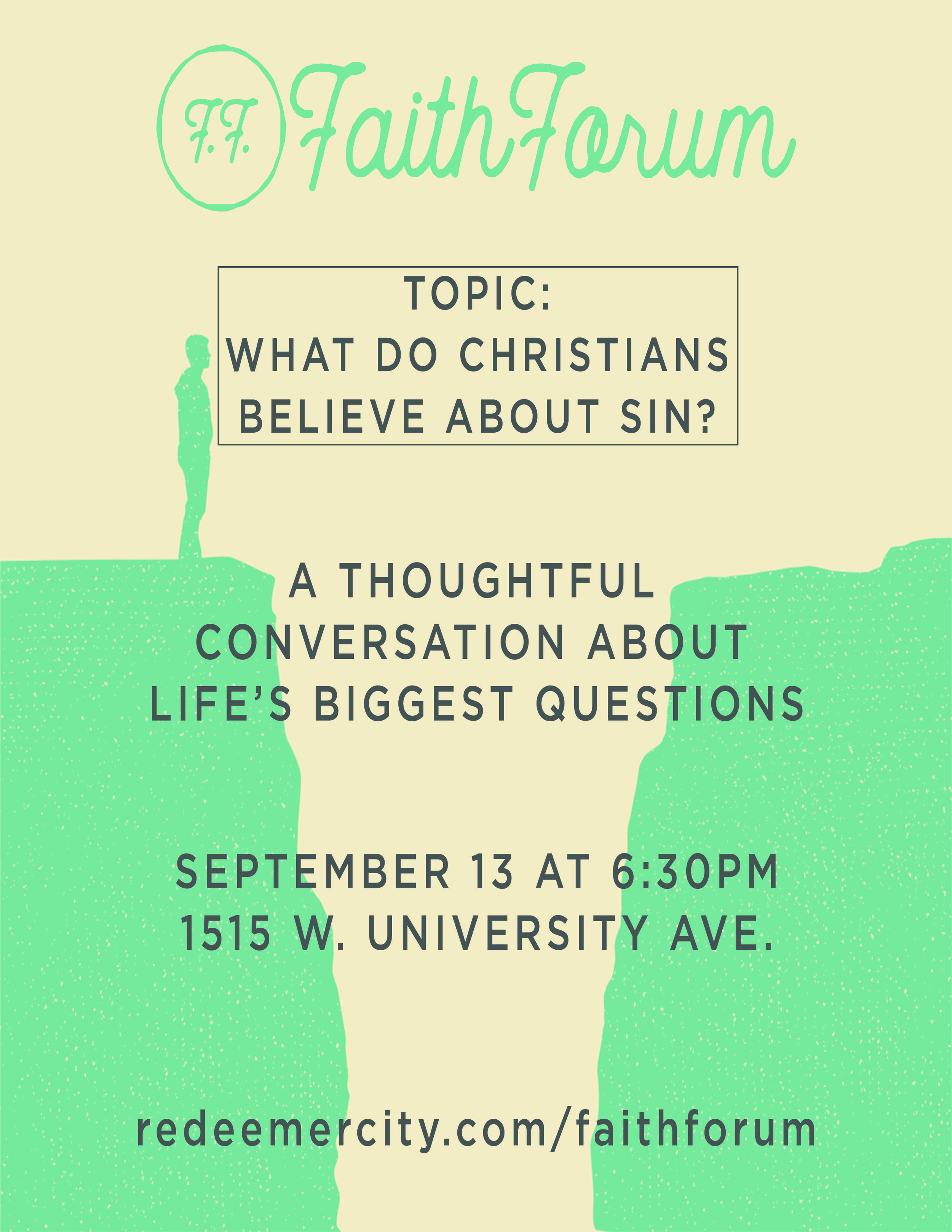 """What Do Christians Believe About Sin?"""