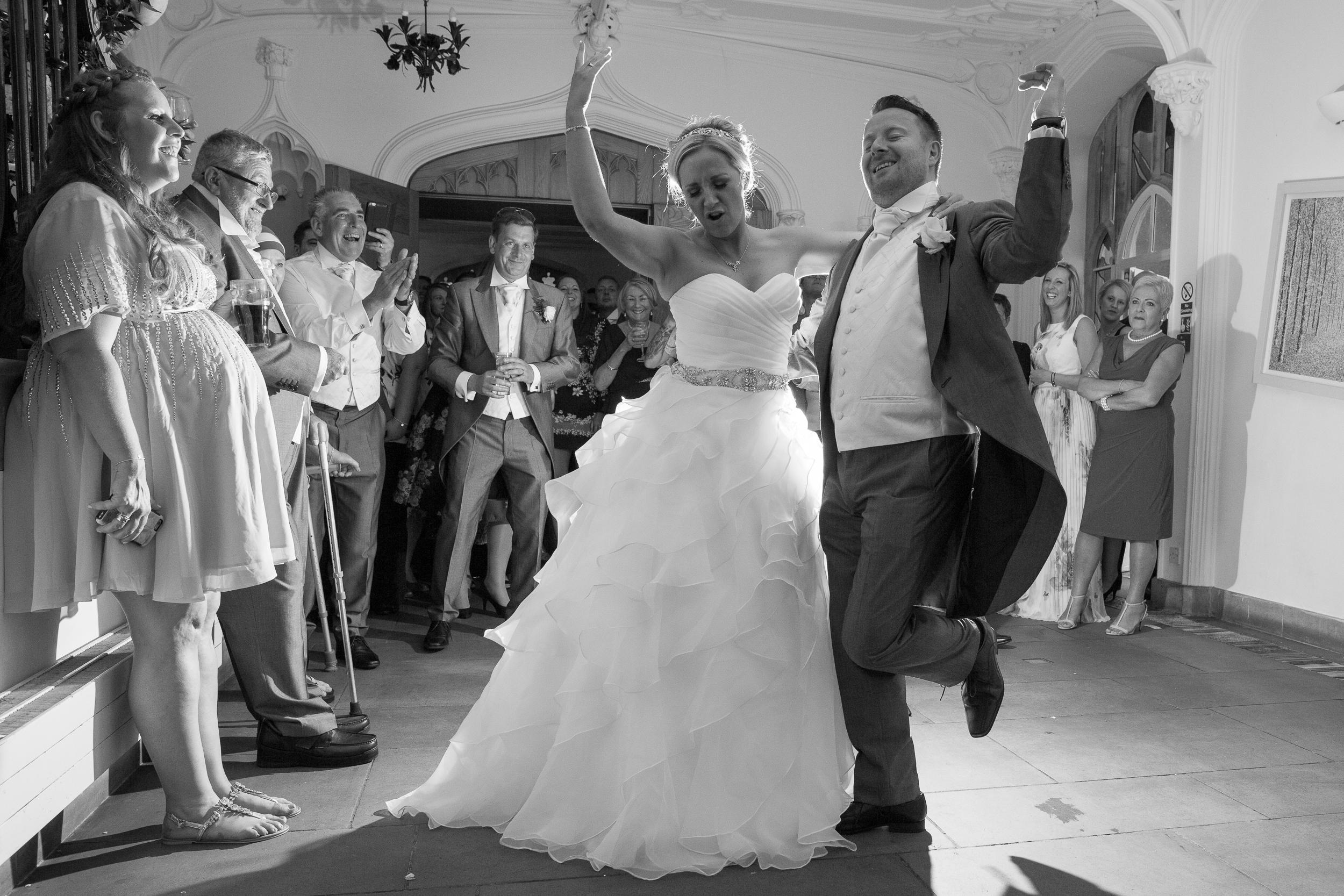 Missenden Abbey Weddings