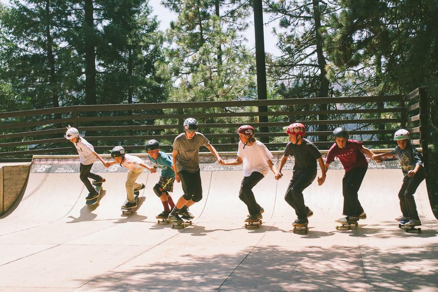 Skate Instruction