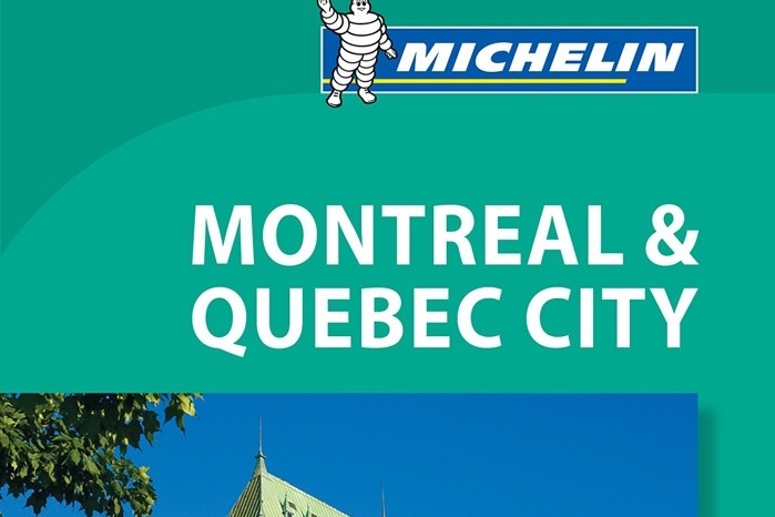 Michelin Green Guide: Montreal & Quebec City, 2018