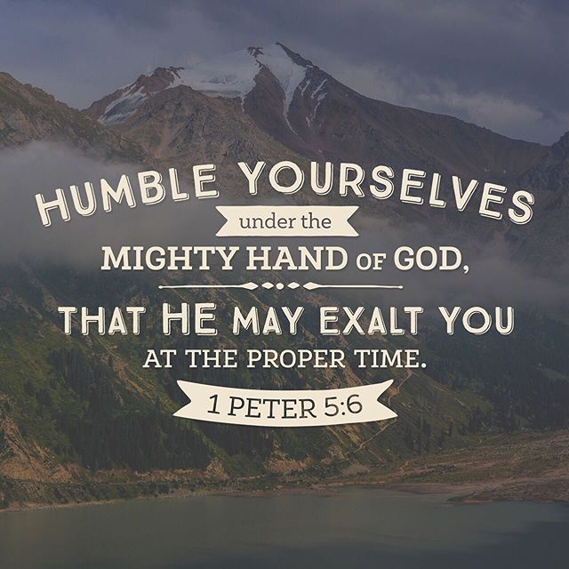 God is the reason that we are able to do what we do. Be humble this week and see what God will have in store for you! #dmbcamplifiedstudent #humbleyourself #durhamnc #Godisgood