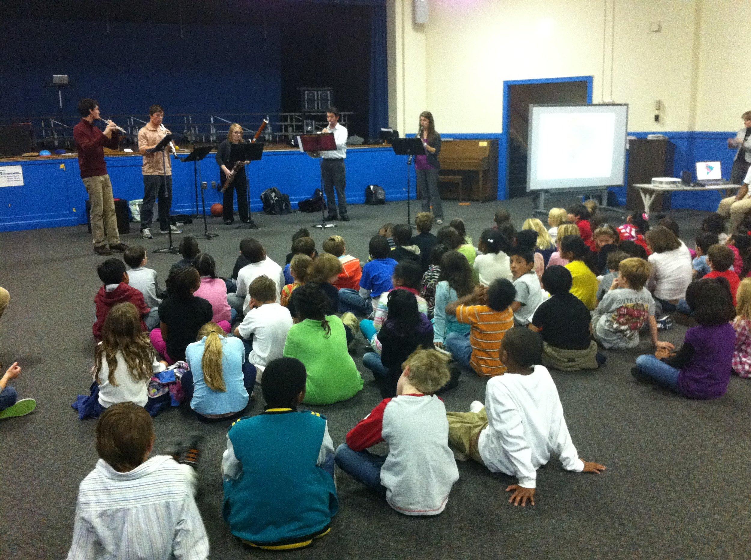 AC Moore Elementary School