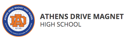 Athens Drive Magnet High School logo