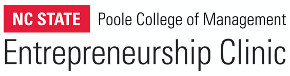 North Carolina State University Poole College of Management Entrepreneurship Clinic logo