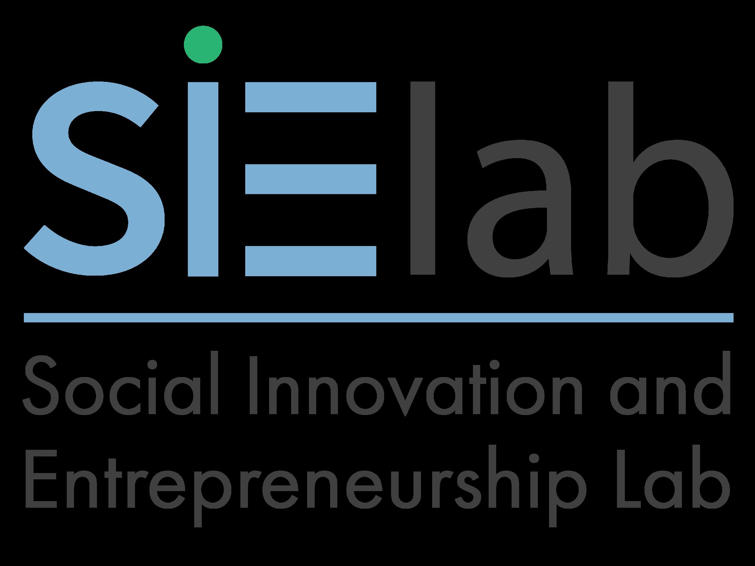 Social Innovation and Entrepreneurship Lab at UNC logo