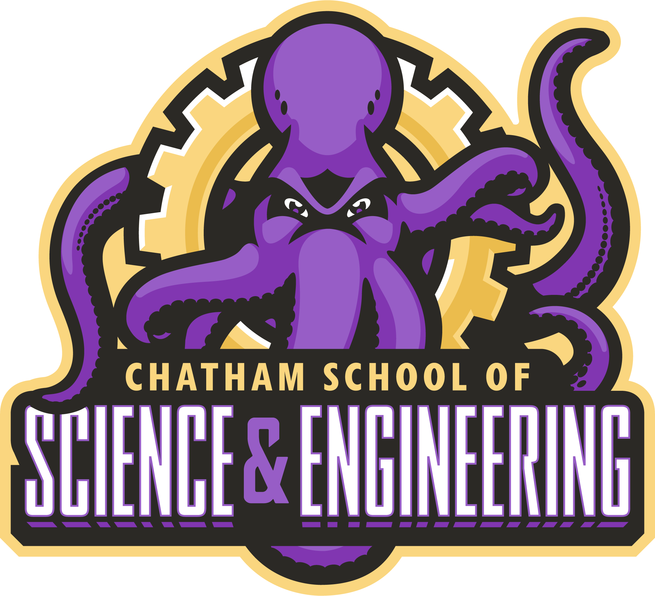 Chatham School of Science & Engineering logo