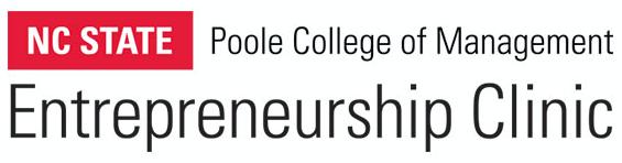 NC State Entrepreneurship Clinic logo