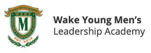 Wake Young Men's Leadership Academy logo