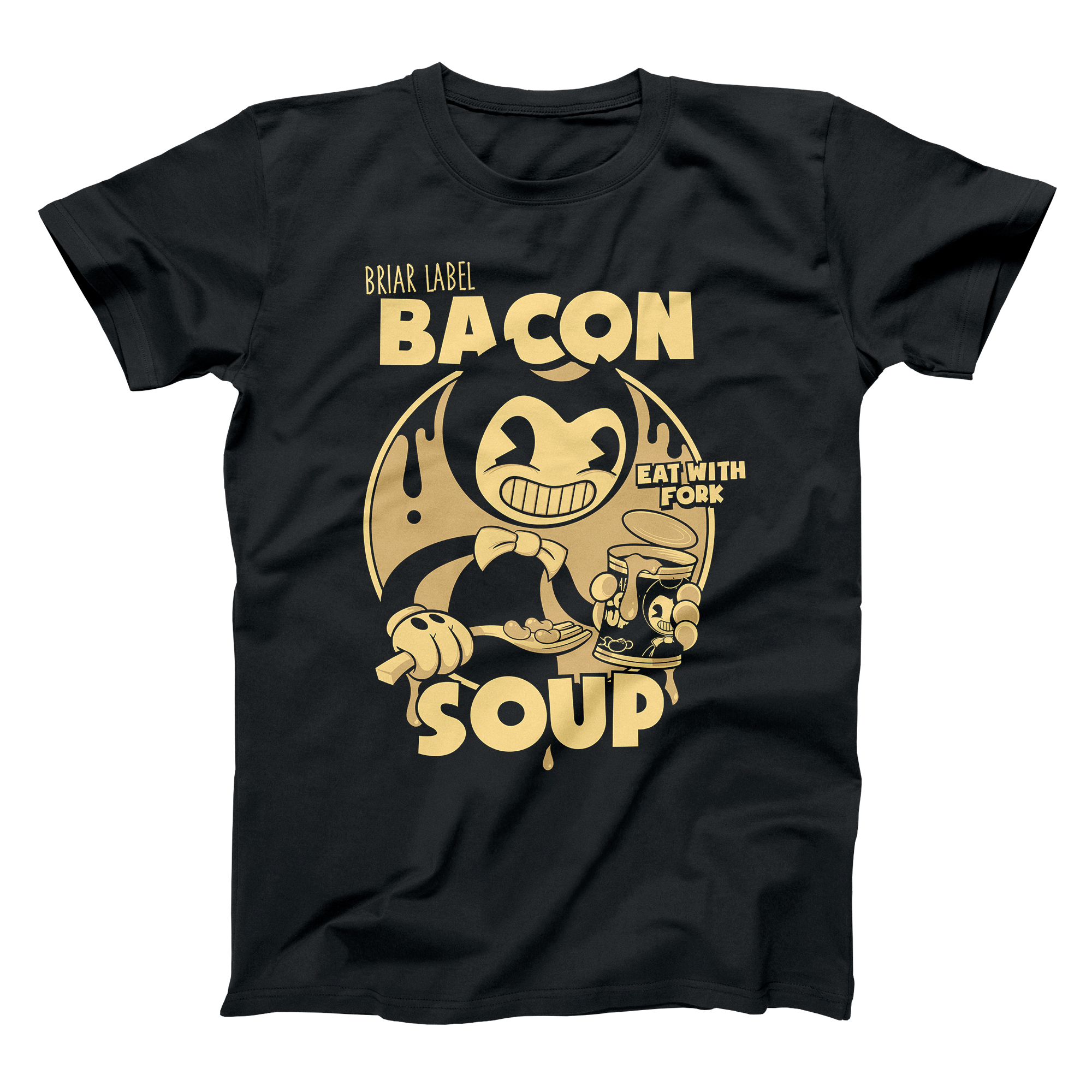 Bendy & the Ink Machine - Bacon Soup